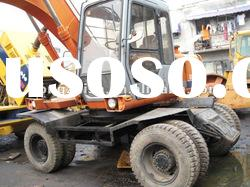 used excavator Hitachi EX100WD With high quality and in BEST price