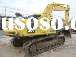 used excavator Komastu PC200-6 With high quality and in BEST price