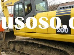 used excavator Komastu PC200-7 With high quality and in BEST price