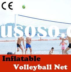 volleyball shorts (inflatable & portable volleyball net post)