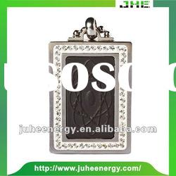 wholsale 2012 popular stainless steel nano energy pendant JHE0011