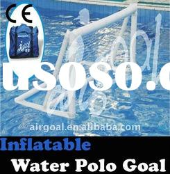 wooden toys for children(Inflatable Children Water Polo Goal )