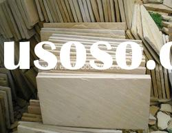 yellow wood vein sandstone tiles 5181