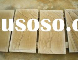 yellow wood vein sandstone tiles 5184