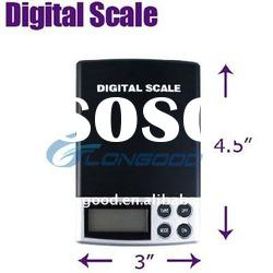 1000g-0.1g Electronic Digital Balance Weight Scale LCD