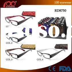 100 Colorful High Grade Optical Reading Glasses