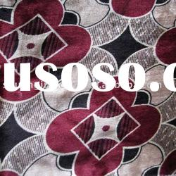 100% Polyester Printed Velvet Fabric---For Sofa, Curtain Furnishing,Upholstery
