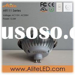 12W downlight ar111 led bulb light