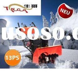 13hp snow thrower--snow sweeper/snow blower/snow cleaner