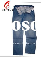 2011 Men's 100%cotton casual blue denim Jeans JE11030