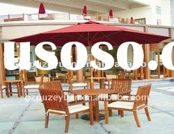 2011 solid wood dining table and chair (8212)