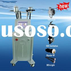 2012 New 50K Cavitation Slimming & RF skin care machine