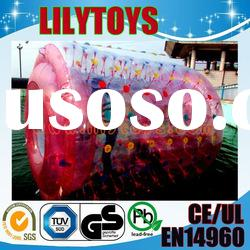 2012 PVC water zorb walking roller/water zorb ball { Lilytoys }