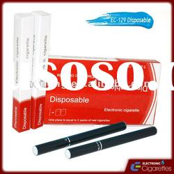 2012 hot selling up to 600 puffs disposable e-cig with soft tips & head