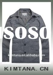 2012 men's winter fashion cotton coat warm jacket