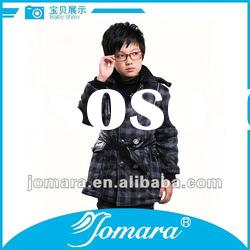 2012 new design kids designer winter coats