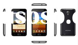 2012 top android phones A9220 ,5.0inch WVGA wide screen,WCDMA 3g smart phone.android 4.0.3os