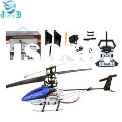 2.4G 4CH Single Blade radio control helicopter(with gyro)