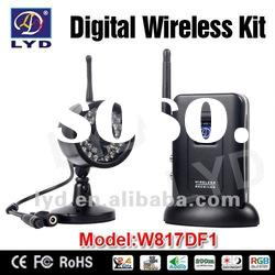 2.4Ghz Night Vision Waterproof Digital Wireless Camera Video Camera