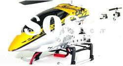 3CH radio control alloy model helicopter (with gyro)