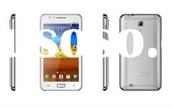 5.0inch WCDMA 3g smart phone.android cell phone.android 4.0.3 os.A9220