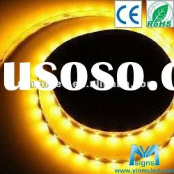60-chips/m ultra bright smd flexible strip led light