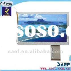 "7.0 "" 800*480 Landscape TFT LCD display without Touch Panel Color Display"