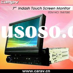 7' digital panel VGA Indash Touch screen pc Monitor