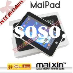 7inch cheapest andriod 2.3 OS 3g mini laptop computer