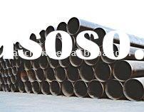 API Gr.b carbon steel seamless steel pipe manufactured by qc