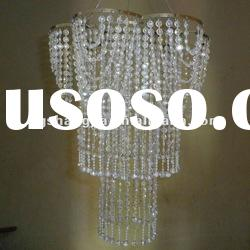Acrylic Crystal Chandelier Drops,Acrylic Pendant Lights