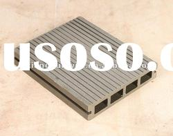 Anti-worm and Corrosion resistant wpc wood plastic outdoor decking floor