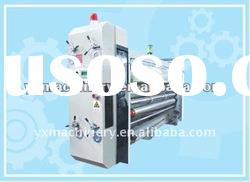 Automatic High Speed Die Cutting Machine With Printing