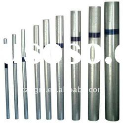 BS1387 ERW Galvanized pipe