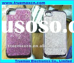 Beautiful Czech Diamond Case for iPhone 4, many colors~