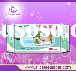 Best quality disposable baby wipes