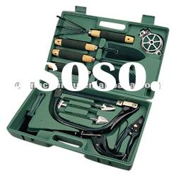 Blow-Molded Case Packed Garden Tool Set