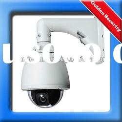 CCTV Sony27X Optical Zoom Dome PTZ IP Camera Outdoor High Speed