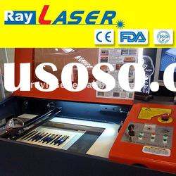 CO2 mini desktop laser engraver RL3060GU laser engraving cutting machine