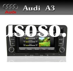 Car DVD player with GPS for Audi A3