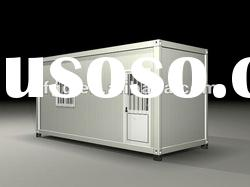 China eps sandwich panel prefabricated container house