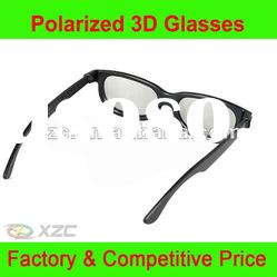 Circular polarized 3D glasses 3d movie glasses 3d TV glasses