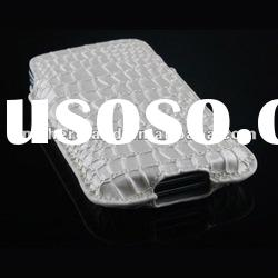Crocodile Designer case for iphone 3GS Leather Pouch Case