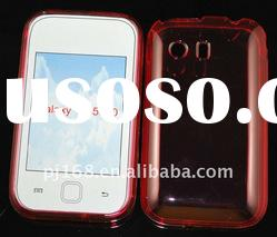 Crystal TPU Cell Phone Case For Galaxy Y/S5360