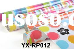Custom Printing Gift Wrapping Paper Roll
