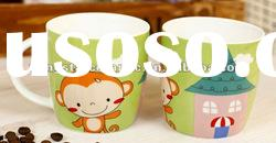 D490M porcelain thermal mug