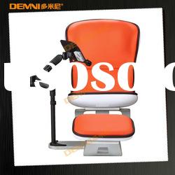 DEMNI Orange charles eames lounge chair and ottoman