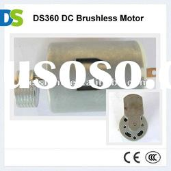 DS360 Micro DC Permanent Magnet Motor