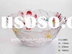 Decorative Glass Storage Bowl for Candy,Fruit,Snacks