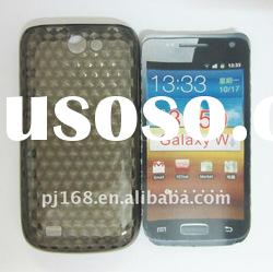 Diamond TPU Cell Phone Cover For Samsung Corby 2/S3850